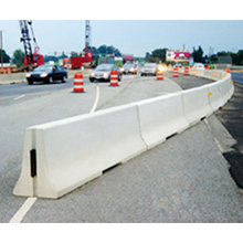 concrete highway barriers | traffic barriers