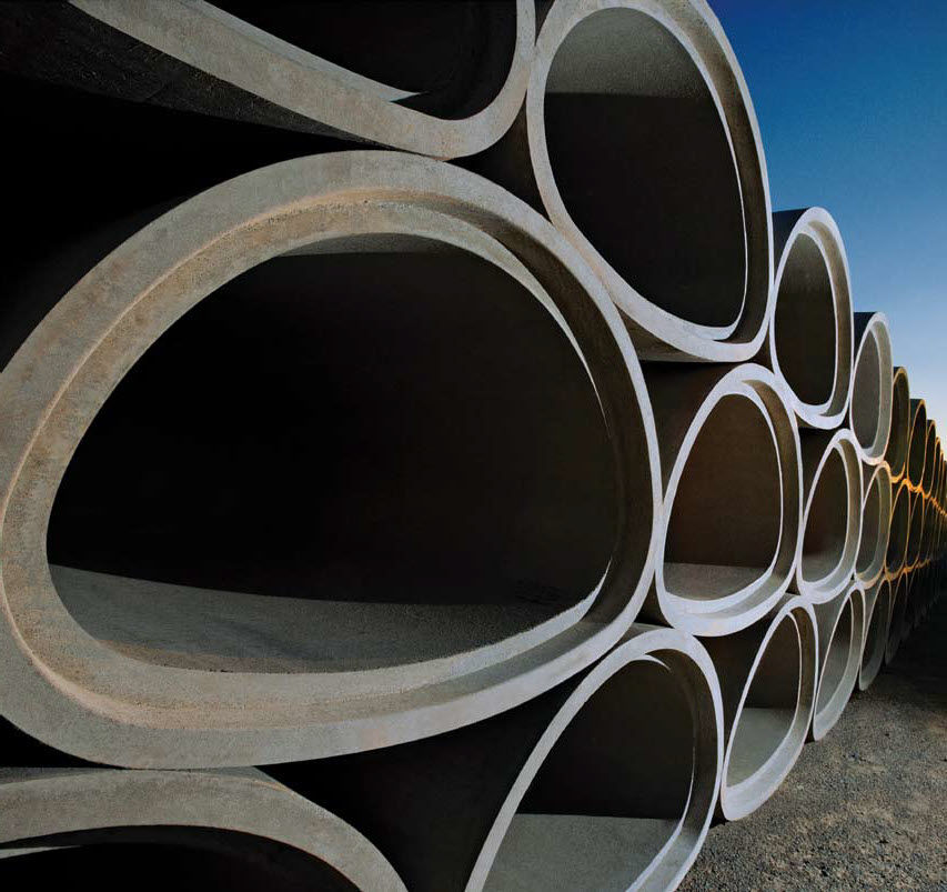 Reinforced concrete arch pipe 1st resource solutions