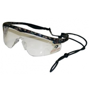 Mossy Oak Safety Glasses, CREWS MOT210, 1-Pair